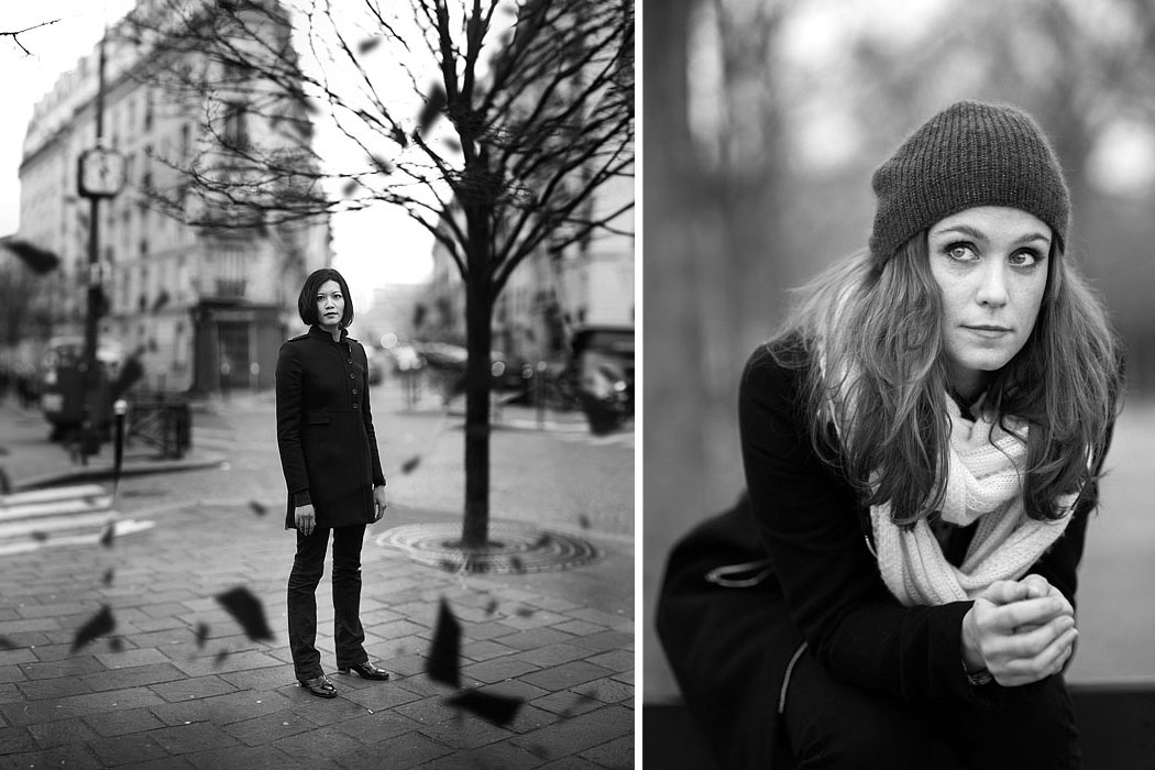 Photographe de portraits sur Paris
